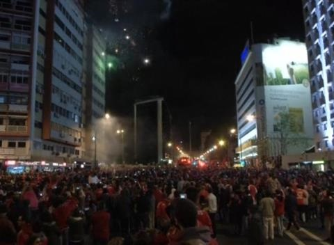 News video: Benfica Players Celebrate Their 33rd League Title